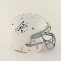 Jarvis Landry Signed Full-Size Authentic On-Field Helmet (Beckett COA) at PristineAuction.com