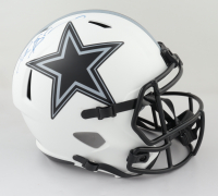 Deion Sanders Signed Cowboys Full-Size Lunar Eclipse Alternate Speed Helmet (Beckett Hologram) (See Description) at PristineAuction.com