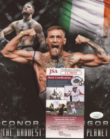 Conor McGregor Signed 8x10 Photo (JSA COA) at PristineAuction.com