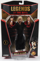 Hulk Hogan Signed TNA Legends of the Ring Figurine (PSA COA) at PristineAuction.com