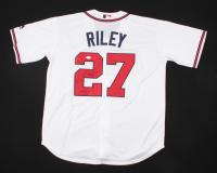 """Austin Riley Signed Braves Jersey Inscribed """"MLB Debut 5/15/19"""" (JSA COA) (See Description) at PristineAuction.com"""