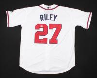 """Austin Riley Signed Braves Jersey Inscribed """"Mississipi Masher"""" (JSA COA) at PristineAuction.com"""
