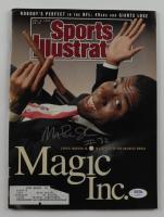 Magic Johnson Signed 1990 Sports Illustrated Magazine (PSA COA) at PristineAuction.com