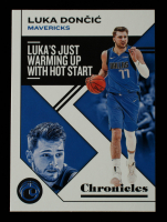 Luka Doncic 2019-20 Panini Chronicles #15 at PristineAuction.com
