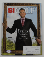 Ian Poulter Signed 2013 Sports Illustrated Magazine Cover (PSA COA) at PristineAuction.com