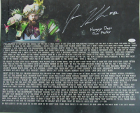 """Jason Kelce Signed Eagles Super Bowl Champions 16x20 Photo Inscribed """"Hungry Dogs Run Faster!"""" (JSA COA) at PristineAuction.com"""