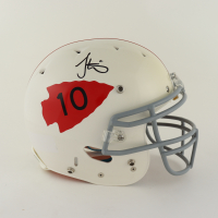 Tyreek Hill Signed Full-Size Vengeance Authentic On-Field Helmet (Beckett COA) (See Description) at PristineAuction.com