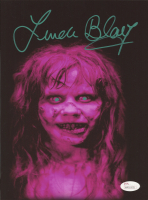"Linda Blair Signed ""The Exorcist"" 8x10 Photo (JSA COA) at PristineAuction.com"
