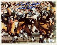 """Bart Starr Signed Packers 8x10 Photo Inscribed """"Best Wishes"""" (JSA COA) at PristineAuction.com"""