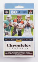 2020 Panini Chronicles Football Trading Card Hanger Box (See Description) at PristineAuction.com