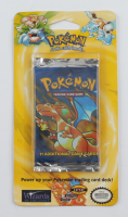 Original 1999 Factory Sealed Pokemon TCG Bonus Blister Pack including Charizard Artwork with (11) Additional Cards (See Description) at PristineAuction.com
