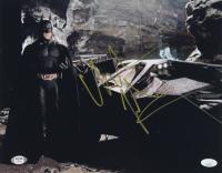 "Christian Bale Signed ""The Dark Knight"" 11x14 Photo (JSA COA) (See Description) at PristineAuction.com"