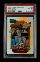 Mike Trout 2020 Diamond Kings Downtown #1 (PSA 10) at PristineAuction.com