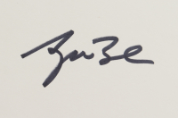 George W. Bush Signed 9/11 Speech (JSA COA) at PristineAuction.com