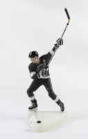 """Wayne Gretzky Signed LE Kings """"The Salvino Collection"""" Action Figure with Display Case & Original Packaging (UDA COA) (See Description) at PristineAuction.com"""