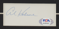 Al Kaline Signed 15x19.5 Cut Display with LeRoy Neiman Art Print (PSA COA) (See Description) at PristineAuction.com