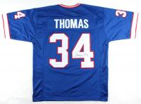 Thurman Thomas Signed Jersey (JSA COA) at PristineAuction.com