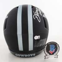Darren Woodson Signed Cowboys Full-Size Authentic On-Field Eclipse Alternate Speed Helmet (Beckett Hologram) (See Description) at PristineAuction.com