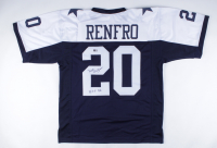 """Mel Renfro Signed Jersey Inscribed """"HOF-96"""" (TriStar Hologram) at PristineAuction.com"""