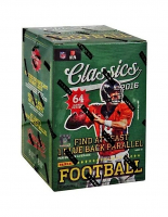 2016 Panini Classics Football Blaster Box with (64) Cards (Factory Sealed) at PristineAuction.com