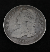 1835 50¢ Capped Bust Half-Dollar at PristineAuction.com