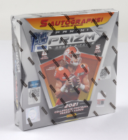 2021 Panini Prizm Draft Picks Football FOTL Hobby Box with (5) Packs at PristineAuction.com