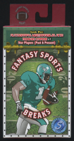 Fantasy Sports Breaks Football Hanger Mystery Box at PristineAuction.com