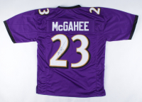 Willis McGahee Signed Jersey (JSA COA) at PristineAuction.com
