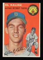 Al Kaline 1954 Topps #201  RC at PristineAuction.com