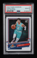 LaMelo Ball 2020-21 Donruss The Rookies #1 (PSA 10) at PristineAuction.com