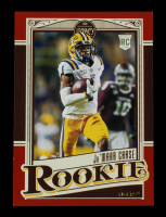 Ja'Marr Chase 2021 Panini Legacy Red #150 #042/299 at PristineAuction.com