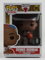Dennis Rodman - Bulls - Basketball #103 Funko Pop! Vinyl Figure at PristineAuction.com
