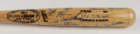 Louisville Slugger Baseball Bat Signed by (17) with Kirby Puckett, Robin Yount, Al Kaline, Harmon Killebrew (JSA LOA) (See Description) at PristineAuction.com