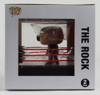 Stone Cold Steve Austin & The Rock - WWE Funko Pop! Moment Vinyl Figure 2-Pack with Wrestling Ring at PristineAuction.com