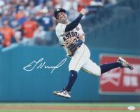 Jose Altuve Signed Astros 16x20 Photo (JSA COA) at PristineAuction.com