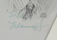 Davy Jones, Michael Nesmith & Micky Dolenz Signed The Monkees 12x15 Custom Framed Print Display (JSA ALOA) at PristineAuction.com