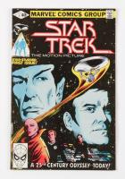 1980 Star Trek Issue #1 Marvel Comic Book at PristineAuction.com