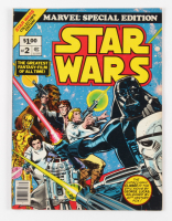"""1976 """"Star Wars: Special Edition"""" Issue #2 Marvel Comic Book (See Description) at PristineAuction.com"""