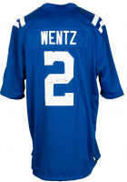 """Carson Wentz Signed Colts Nike Jersey Inscribed """"AO1"""" (Fanatics Hologram) at PristineAuction.com"""