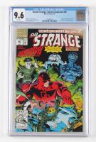 1992 Doctor Strange Issue #40 Marvel Comic Book (CGC 9.6) at PristineAuction.com