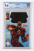 1993 Iron Man Issue #290 Marvel Comic Book (CGC 9.6) at PristineAuction.com
