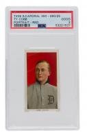 Ty Cobb 1909-11 T206 #98 Portrait Red (PSA 2) at PristineAuction.com