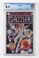 1981 Dazzler Issue #1 Marvel Comic Book (CGC 8.5) at PristineAuction.com