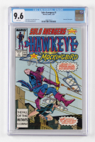 1987 Solo Avengers Issue #1 Marvel Comic Book (CGC 9.6) at PristineAuction.com
