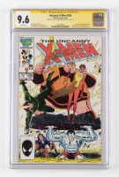 Stan Lee & Chris Claremont Signed 1986 X-Men Issue #206 Marvel Comic Book (CGC 9.6) at PristineAuction.com