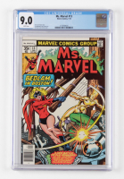 1978 Ms. Marvel Issue #13 Marvel Comic Book (CGC 9.0) at PristineAuction.com