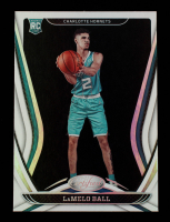 LaMelo Ball 2020-21 Certified #198 RC at PristineAuction.com