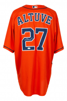 Jose Altuve Signed Astros Nike Jersey (JSA COA) at PristineAuction.com