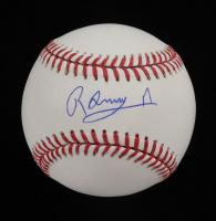 Ronny Mauricio Signed OML Baseball (JSA COA) at PristineAuction.com