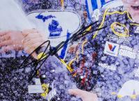 Jeff Gordon Signed 16x20 Custom Framed Photo (JSA COA) at PristineAuction.com